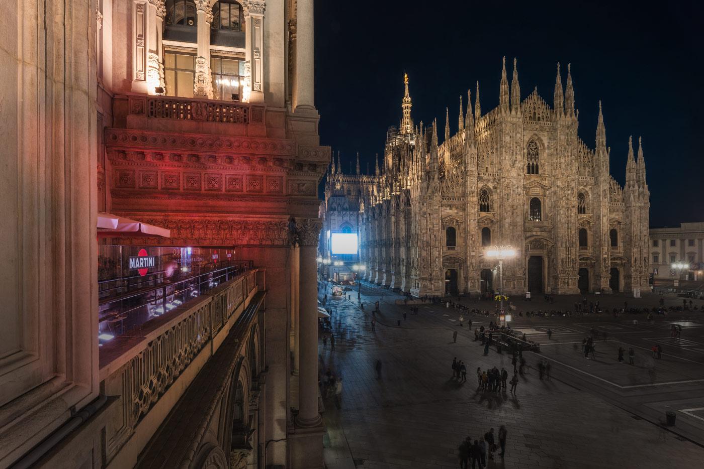 Profumo Rooftop Party Terrazza Duomo 21 Cool In Milan