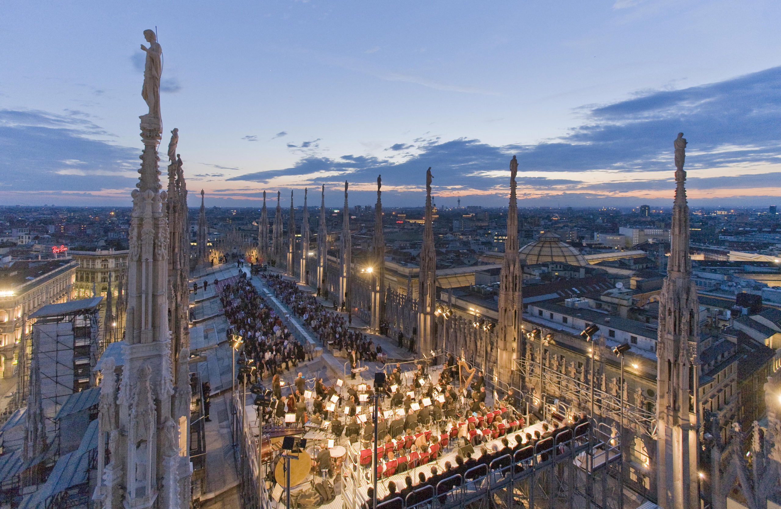 Fuorisalone 2019 Terrazza Duomo 21 Official Cocktail Party